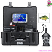 """Incognito"" Underwater Fishing Camera - 7"" LCD Color Screen 360 Degrees"