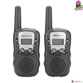 """Truecaller"" Long-Range Walkie Talkie - 22 USA & 8 Europe Channels Keypad Lock"