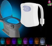 """Blazenite"" LED Nightlight for Toilets - Smart Motion Detection Energy Efficient"