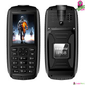 VK World Stone V3 Max Rugged Phone (Black)