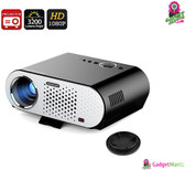 """ViviBright"" SimpleBeamer GP90 HD Projector - 3200 Lumen, 280"" Projection"