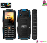 VKWorld New Stone V3 GSM Cell Phone (Blue)