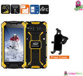 Conquest S6 Rugged Phone (Yellow)