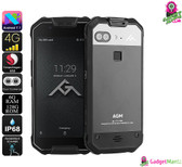 AGM X2 Rugged Android Phone (128GB)