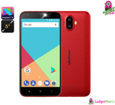 Ulefone S7 Android Smartphone (Red)