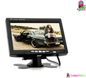 7 Inch Car Headrest Monitor w/ 800x480 (B)