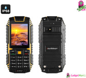 iOutdoor T1 Rugged Phone (Yellow)