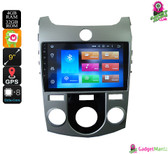 One DIN Car Media Player For KIA Forte