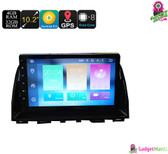2 Din Car Media Player For Mazda 6