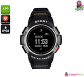 No.1 F6 Android Smartwatch (Silver)