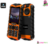 Huadoo H3 Rugged Phone (Orange)