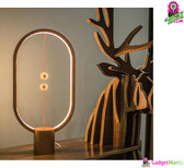 Smart Balance Magnetic Switch LED Table Lamp