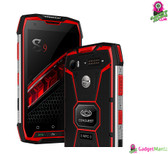 Conquest S9 Rugged Smartphone 6GB+64GB Red