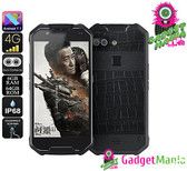 AGM X2 SE Rugged Phone-Leather