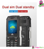 SNOPOW M2 Phone (Black)