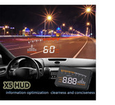 "3"" Car HUD Projector Head Up Display Speed Wa"
