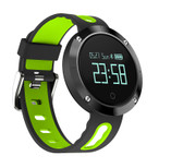 DM58 Fitness Tracker Smart Bracelet Green