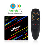 Android TV Box H96 Max-UK Plug