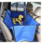 BlueCar Soiling Resistant Cushion Seat Cover