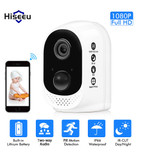 Hiseeu Wifi Battery Security IP Camera