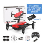 SG800 Mini Drone Without Camera-Red