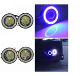 2Pcs Car Fog lights Daytime running light kit