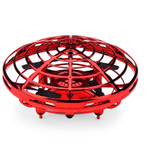 Red Mini Quadcopter Force1 Scoot Hands Free H