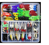 141Pcs Lures Fishing Baits