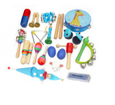 22PCS/Set Toddler Musical Instruments for boy