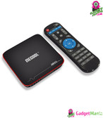 Mecool M8S PRO W TV Box - Ordinary RC,EU Plug