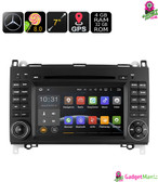WSD2025 Car DVD Player for Mercedes-Benz B200