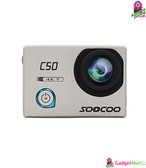 SOOCOO C50 Sports Action Camera Silver