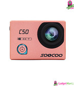 SOOCOO C50 Sports Action Camera Pink
