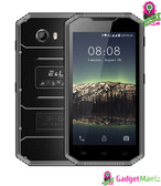 EL W7S IP68 Waterproof Mobile Phone - Black