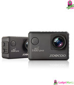 SOOCOO S100 Pro 4K Action Camera, Black