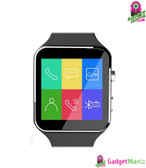 X6 Bluetooth Waterproof Smart Watch, Black