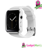 X6 Bluetooth Waterproof Smart Watch -White