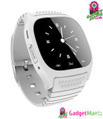 M26 Bluetooth Touch Screen Smart Watch -White