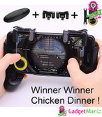 PUBG Mobile Phone Shoot Game Controller