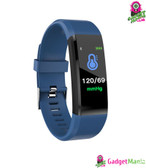 115plus Bluetooth Smart Watch - Blue