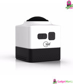CUBE360 Outdoor WIFI Mini Sports Camera-White