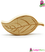 Ants Wooden Flash Drive - 8G, White