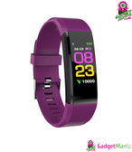 115plus Bluetooth Smart Watch - Purple