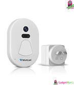 VSTARCAM D1 WiFi Doorbell Video Camera EU Plu