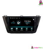 Car DVD GPS Navigation Player for Tiguan 2016