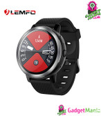 LEMFO LEM 8 4G Smartwatch Phone - Gray