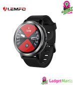 LEMFO LEM 8 4G Smartwatch Phone - Red