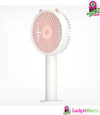 Cute Bear Shape Handheld Mini Fan, Pink