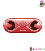 S6 Wireless Bluetooth Loudspeaker, China Red