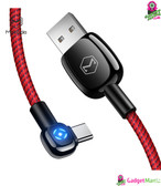 Woodpecker Series Data Cable 1m Red